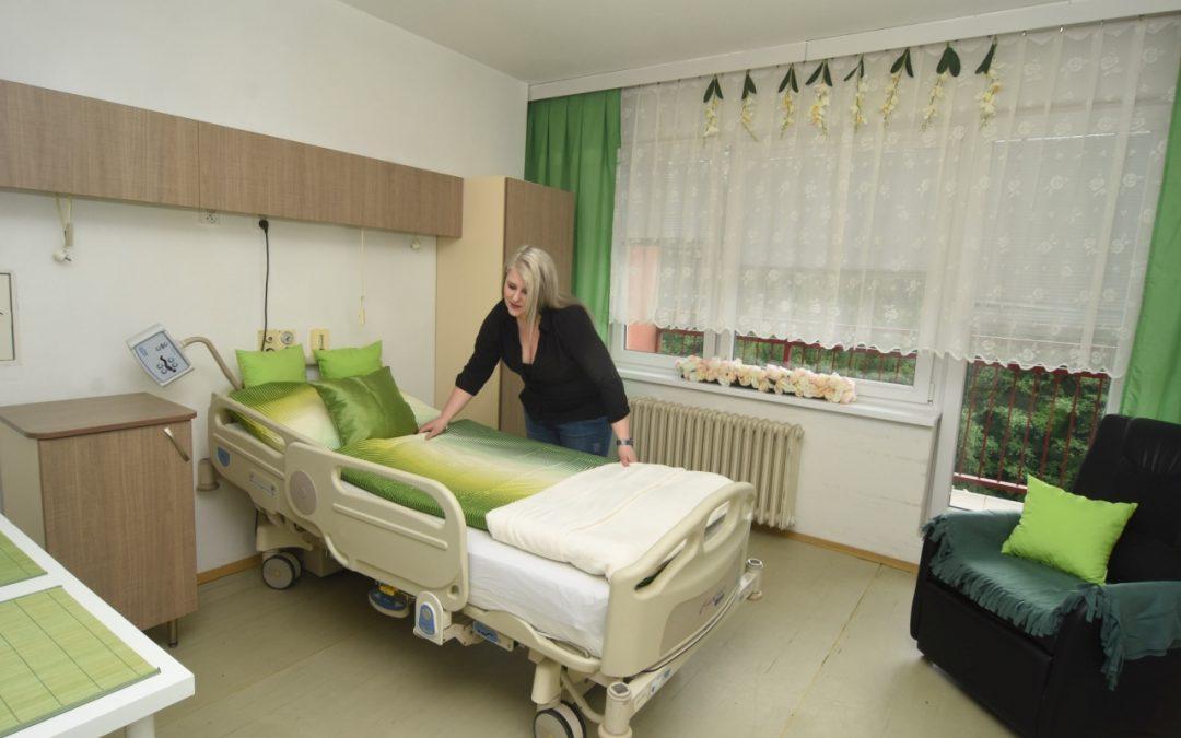 Ošetřovatel/ka  (HPP nebo DPP)