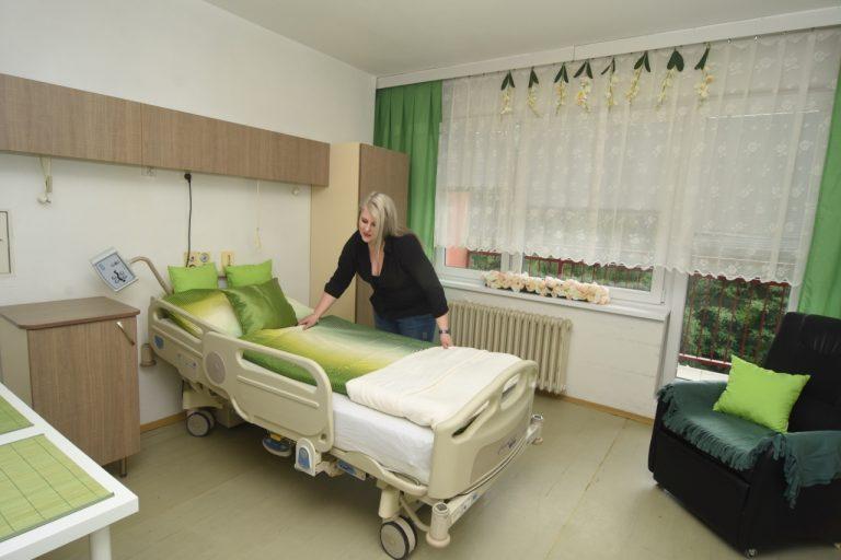 Ošetřovatel/ka <br> (HPP nebo DPP)